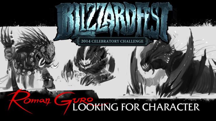 Blizzardfest 2014: Видео первого стрима :)
